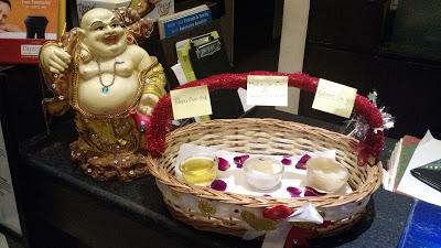 Cute offerings on display