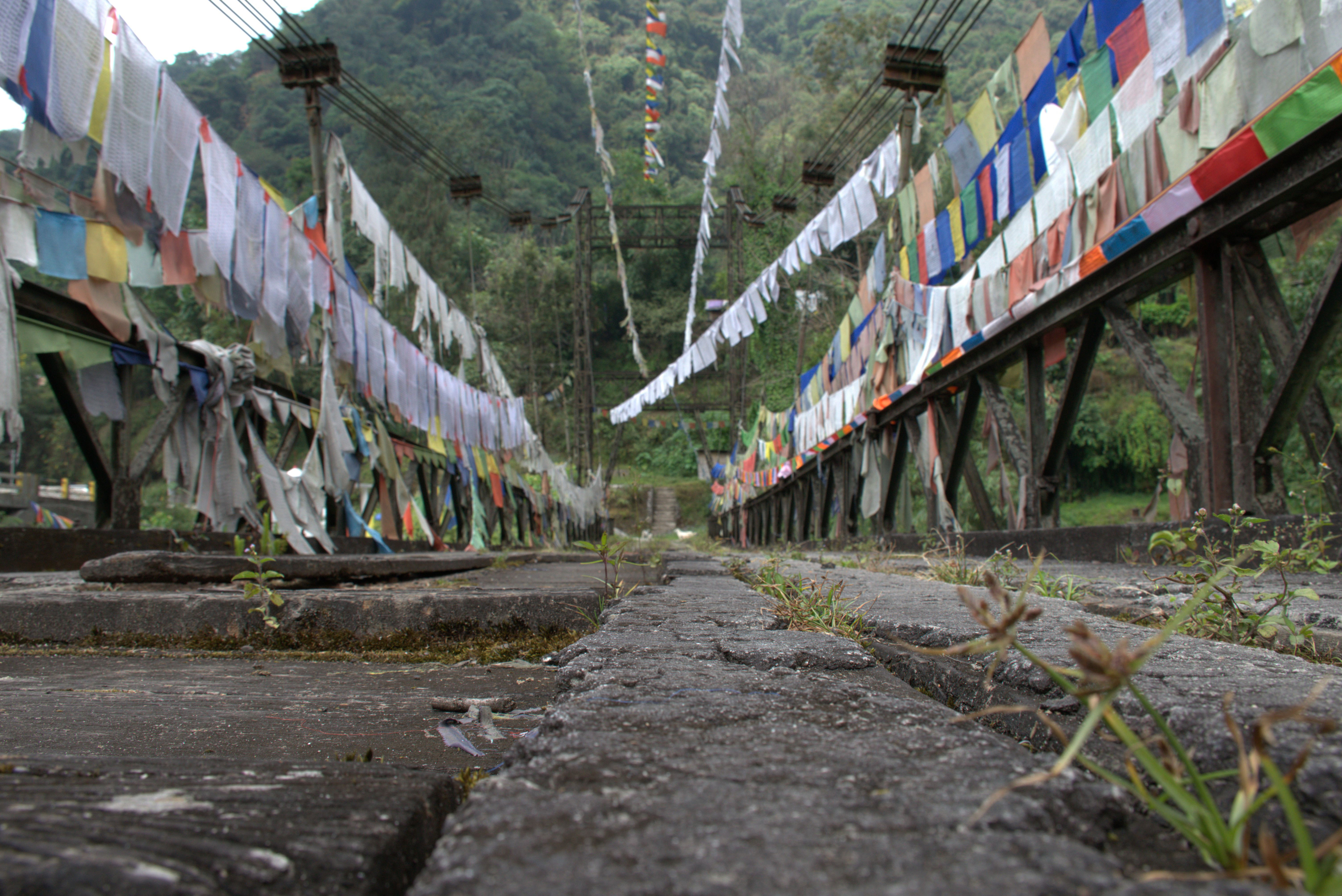 Somewhere in North Sikkim