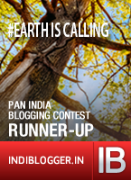 Earth is calling runner up certificate