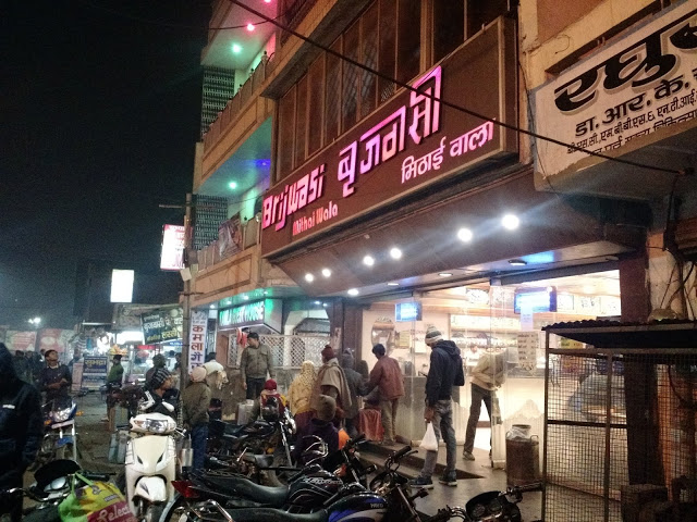 Brijwasi Sweets in Mathura