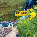 Welcome to Barog station