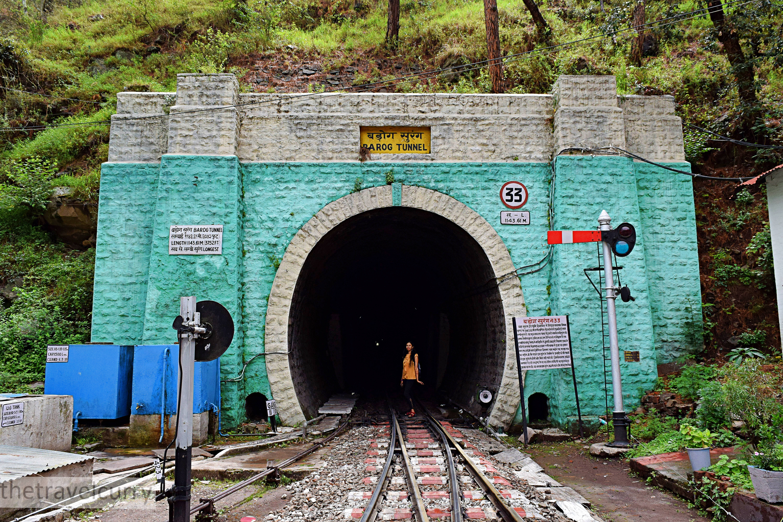 The Barog Tunnel