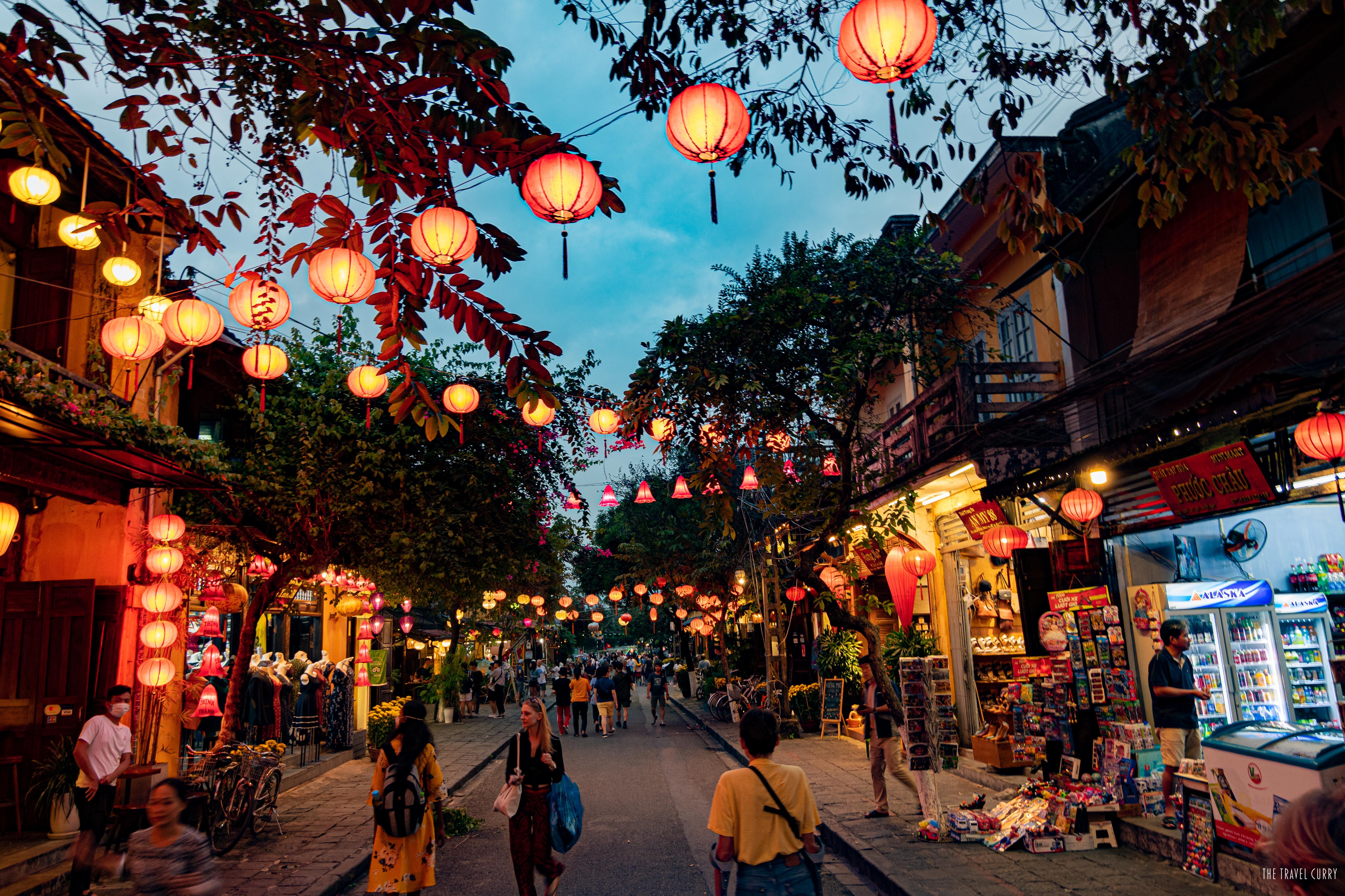 Evening in Hoi An