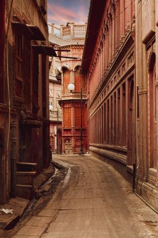 Rampuria Haveli- Narrow Lanes