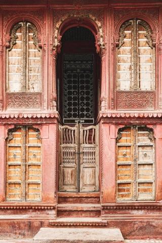 Rampuria Haveli- Entry Gate
