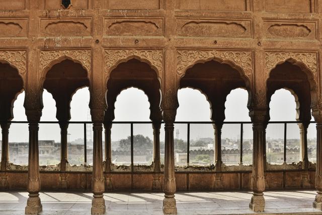 Junagarh Fort- View from Top
