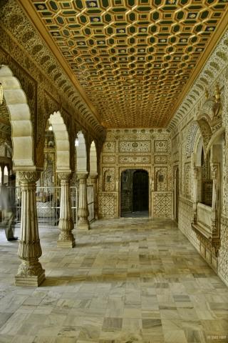 Junagarh Fort- Inside