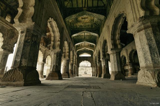Diwane-ae-aam of Raja Mahal