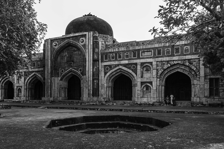 Jamali Kamali Mosque- Mehrauli Archaeological Park
