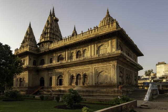 Chhatris of Scindia's Dynasty