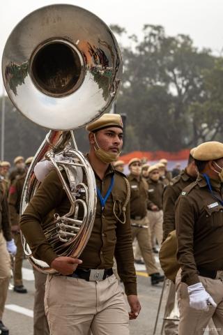 Delhi Police Band