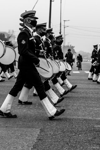 Perfect Formation- Navy Band