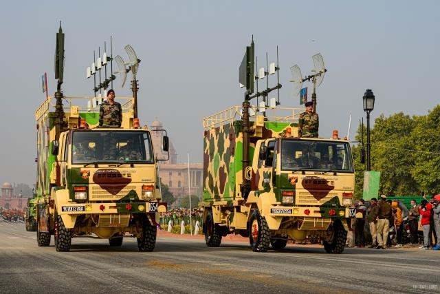 Samvijay Electronic Warfare System