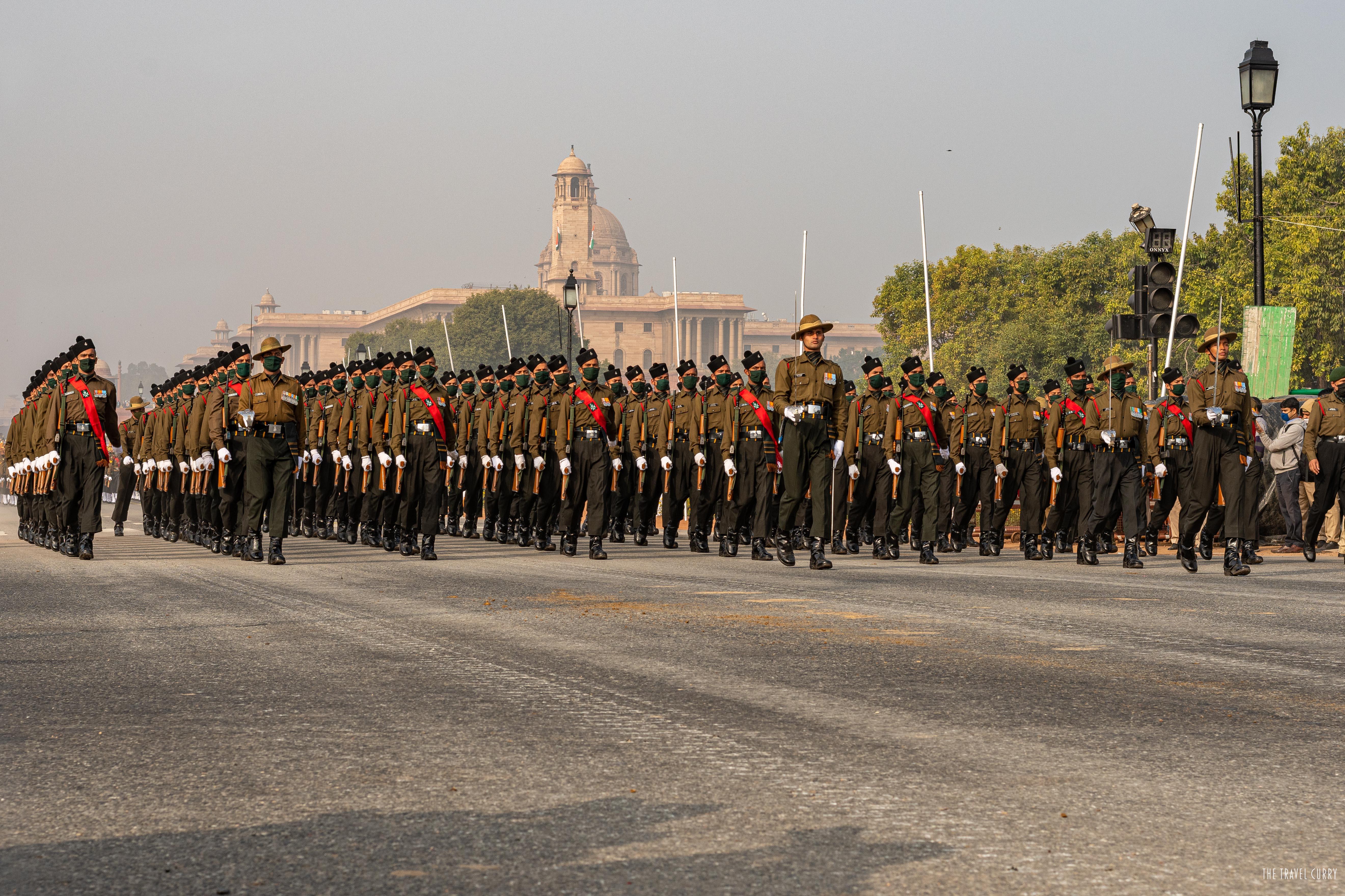 Garhwal Rifles