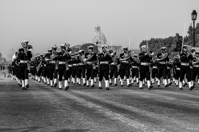 Indian Navy Band