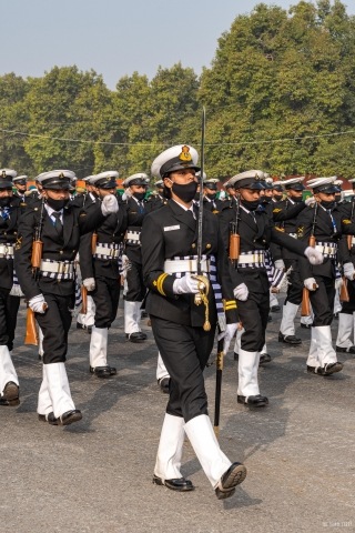 Lady Officer- Indian Navy