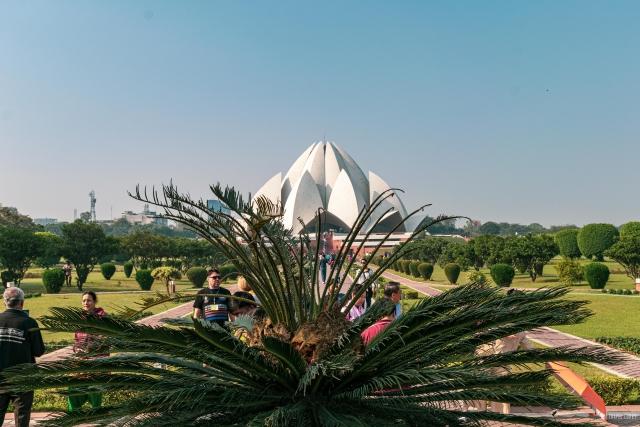 Lotus Bahai Temple