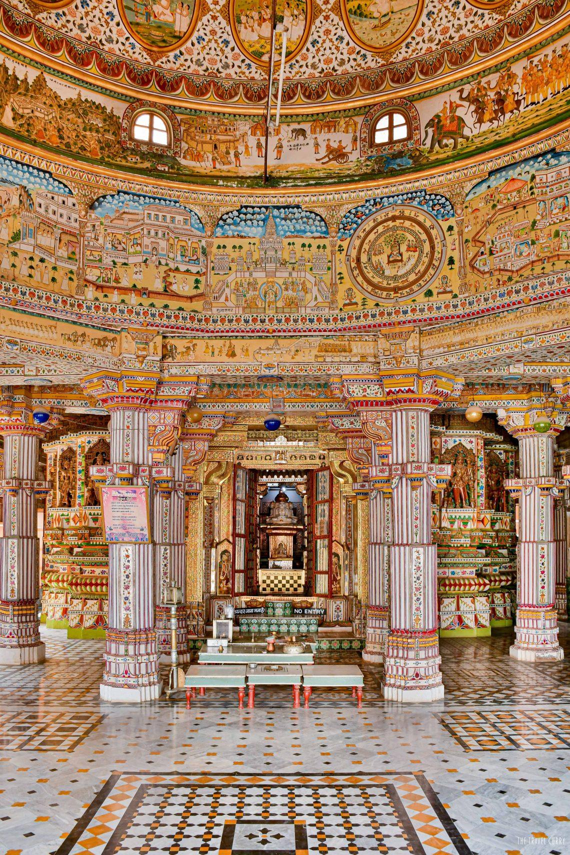 Bhandsar Jain Temple