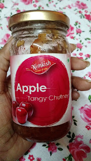 Must try Apple Chutney