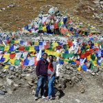 Rohtang's prayer place